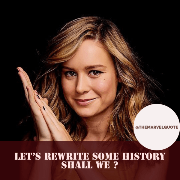 Lets Rewrite Some History