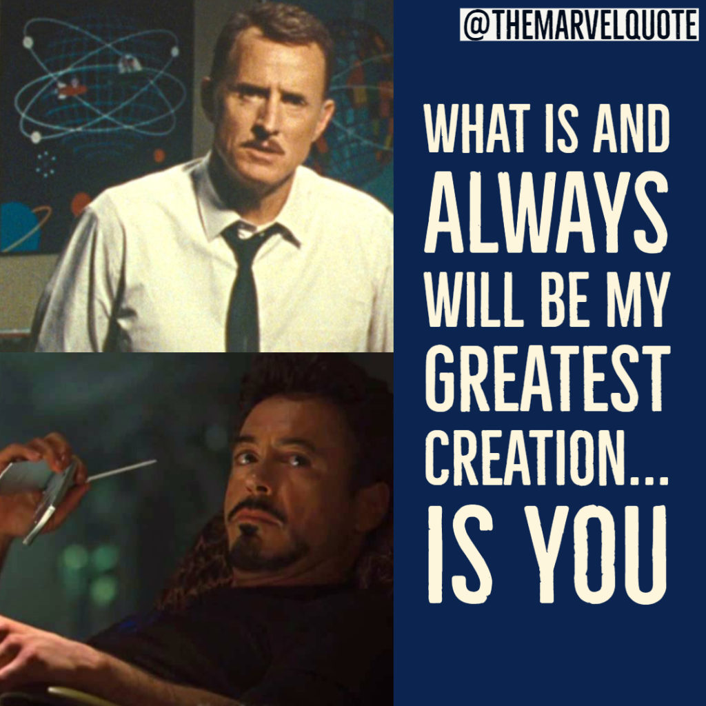 best creation ironman 2 quotes marvel quotes