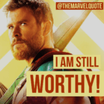 Thor marvel quote